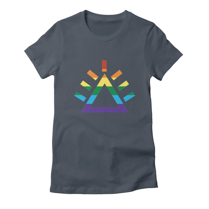PRIDE Women's T-Shirt by punkrockandufos's Artist Shop