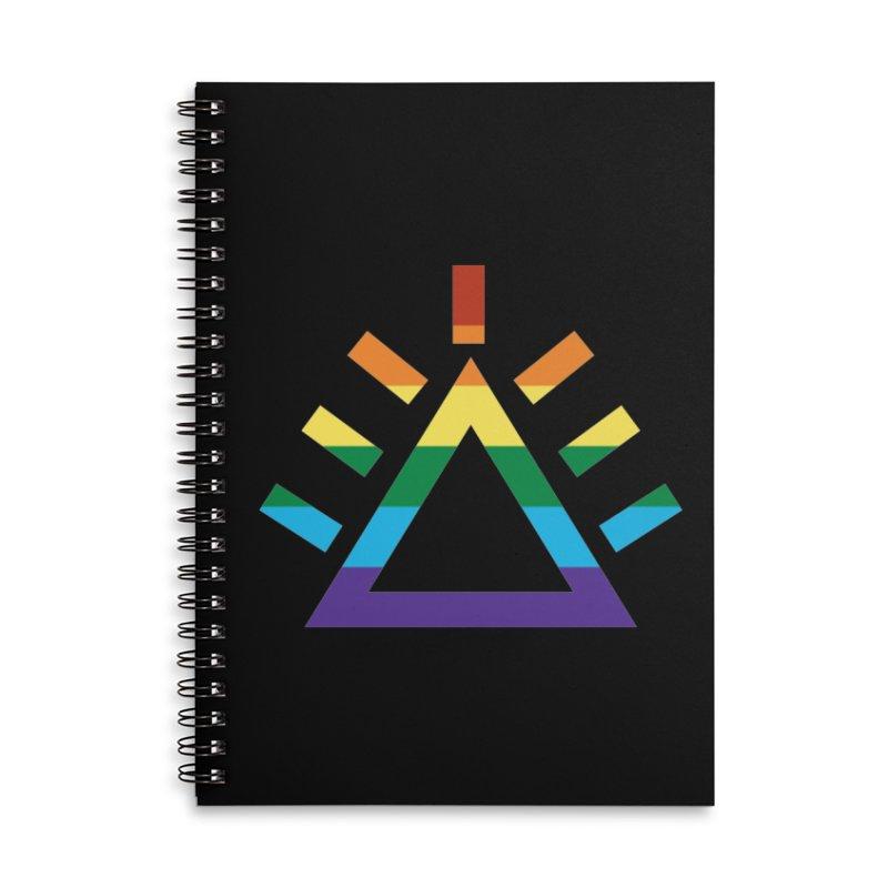PRIDE Accessories Notebook by punkrockandufos's Artist Shop