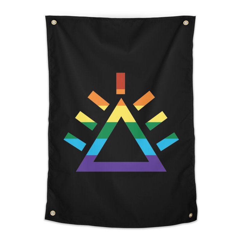 PRIDE Home Tapestry by punkrockandufos's Artist Shop