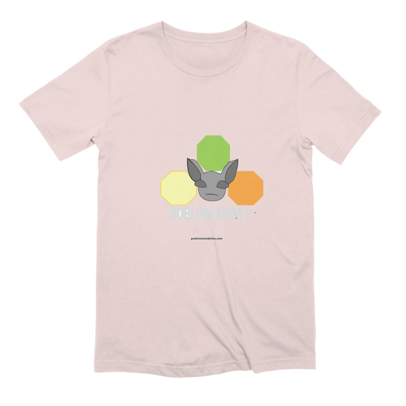 Goblins Exist Men's Extra Soft T-Shirt by punkrockandufos's Artist Shop