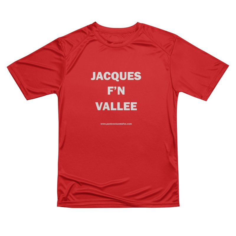 Jacques F'N Vallée Men's Performance T-Shirt by punkrockandufos's Artist Shop