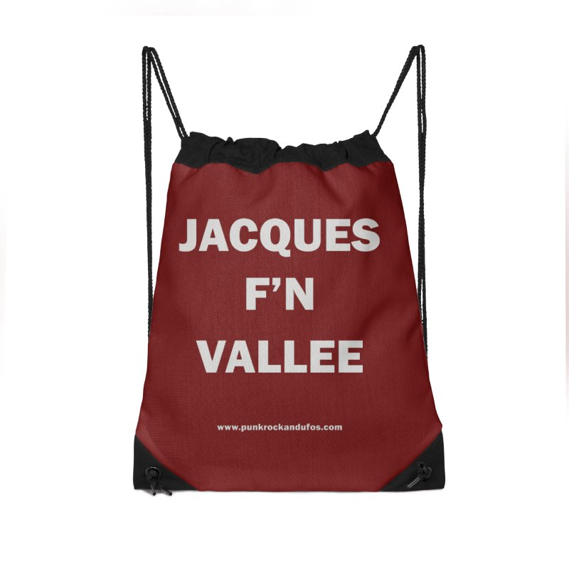 Jacques F'N Vallée Accessories Bag by punkrockandufos's Artist Shop