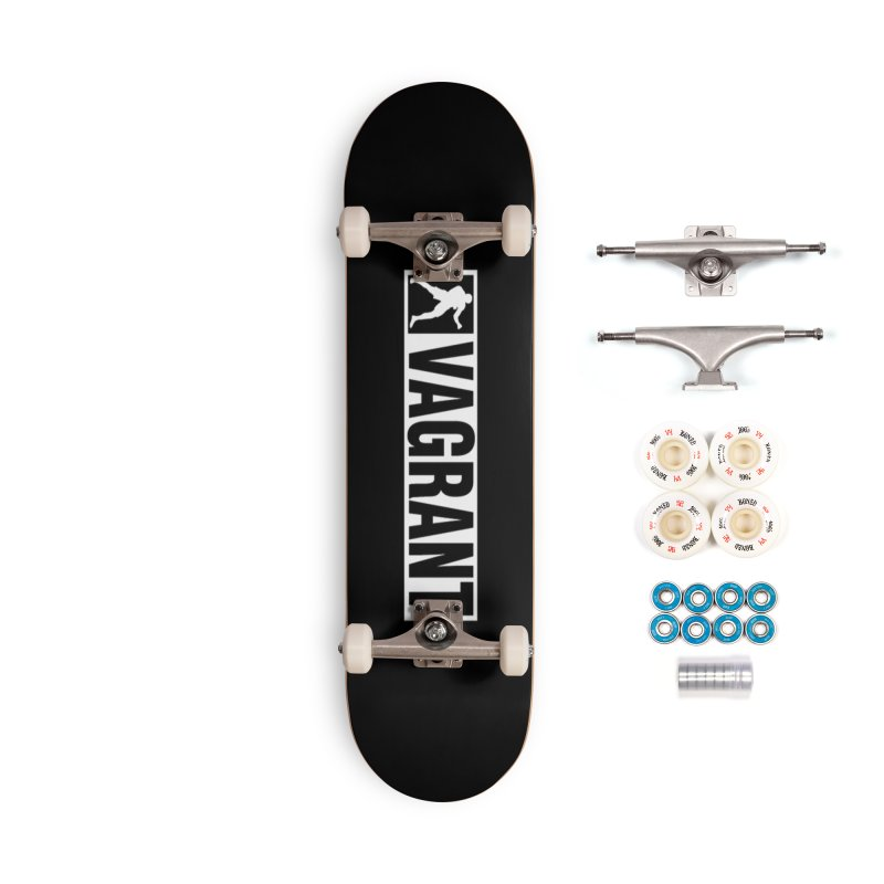 Another Year On The Streets Accessories Complete - Premium Skateboard by punkrockandufos's Artist Shop