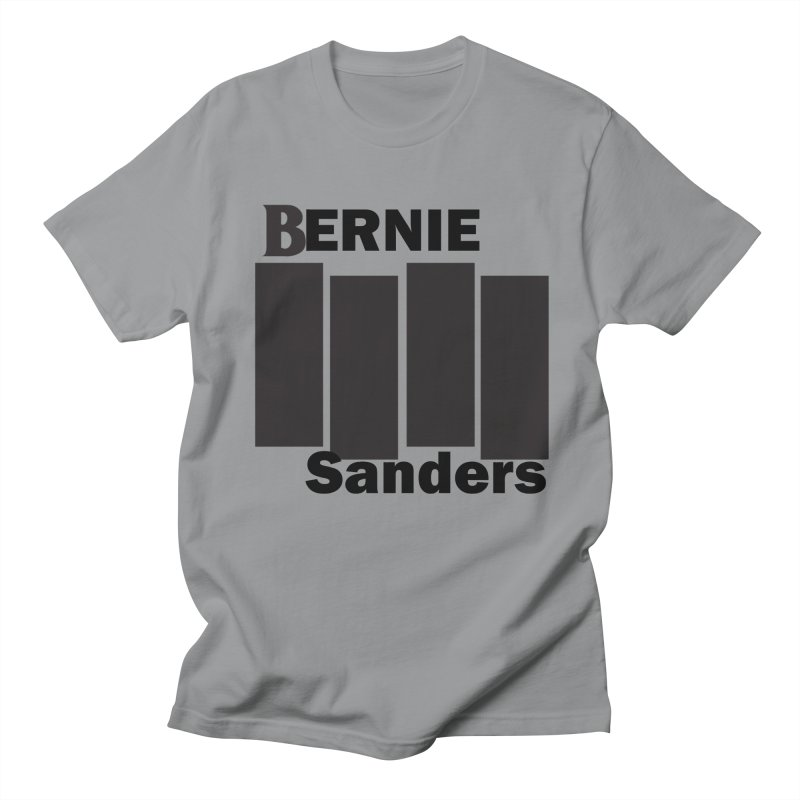 Bernie Flag 2020 Men's Regular T-Shirt by punkrockandufos's Artist Shop