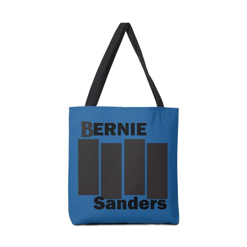 Bernie Flag 2020 Accessories Tote Bag Bag by punkrockandufos's Artist Shop