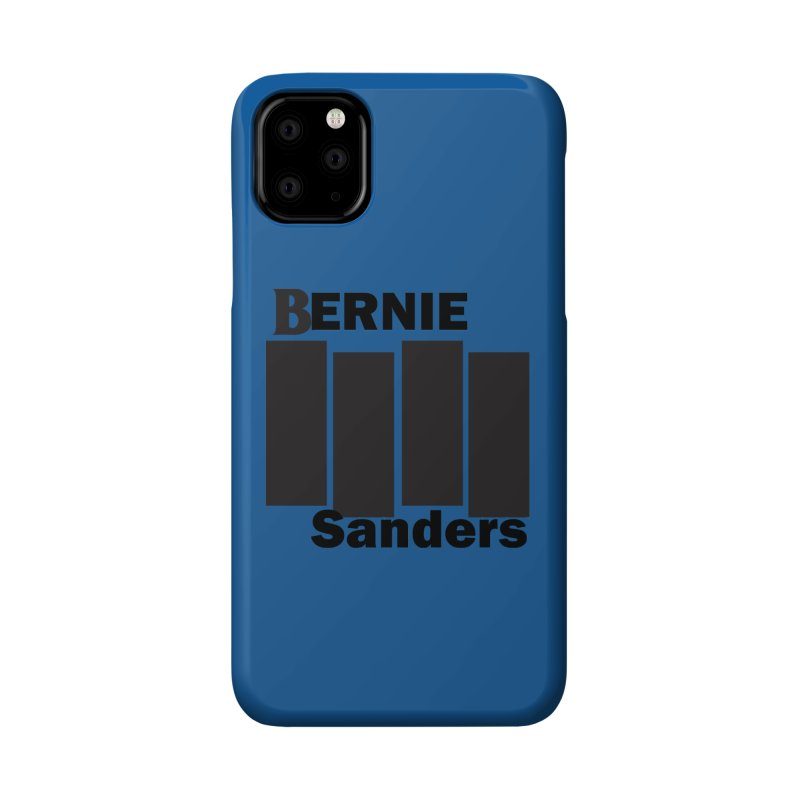 Bernie Flag 2020 Accessories Phone Case by punkrockandufos's Artist Shop