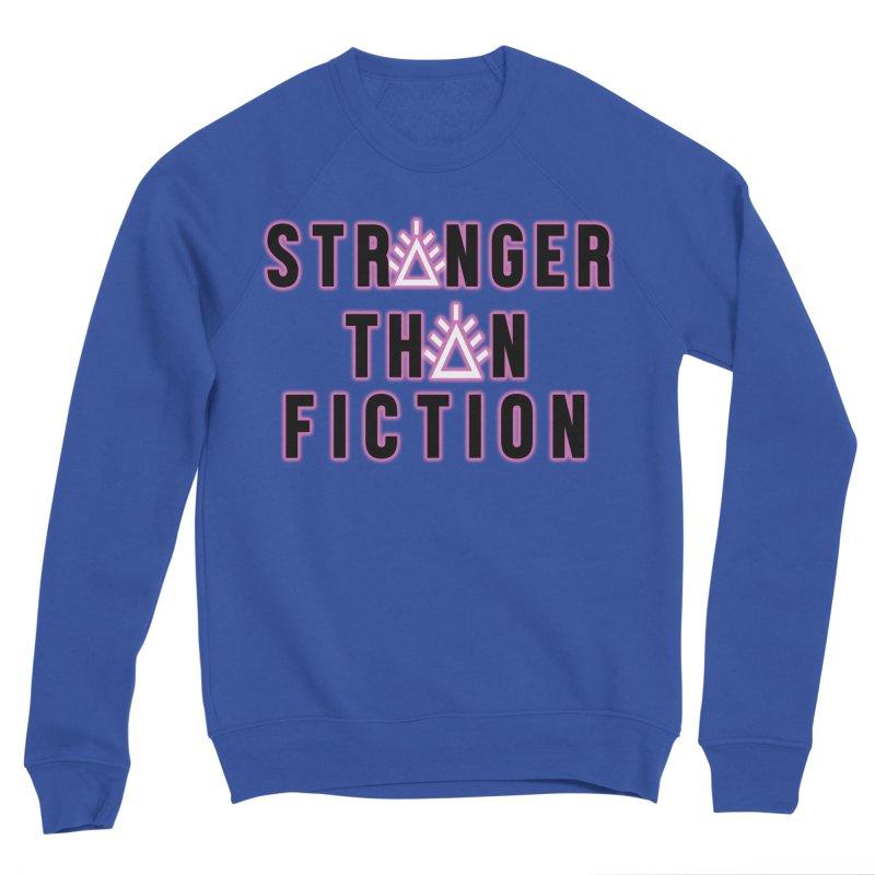 STF Men's Sweatshirt by punkrockandufos's Artist Shop