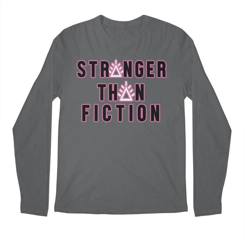 STF Men's Longsleeve T-Shirt by punkrockandufos's Artist Shop
