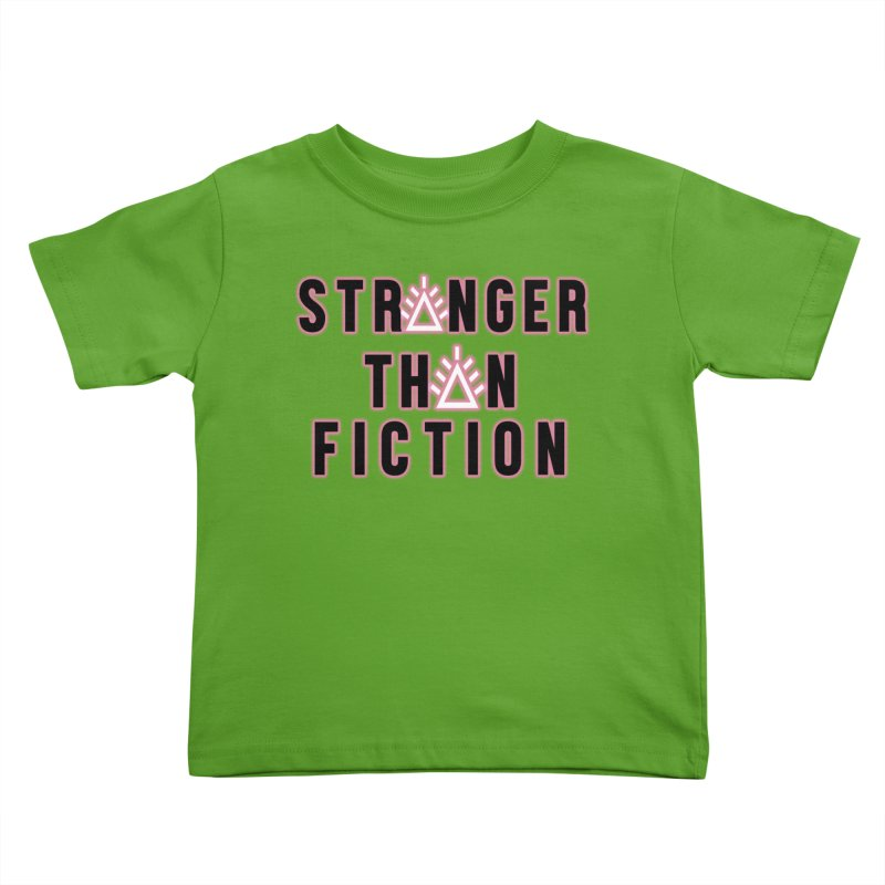 STF Kids Toddler T-Shirt by punkrockandufos's Artist Shop