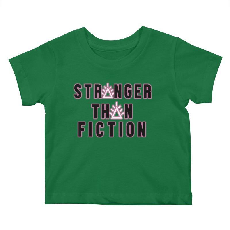 STF Kids Baby T-Shirt by punkrockandufos's Artist Shop