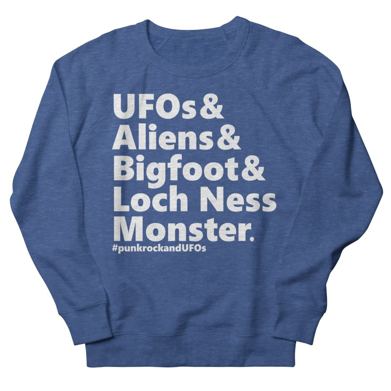 "Punk rock and UFOs ""Family""  Men's Sweatshirt by punkrockandufos's Artist Shop"