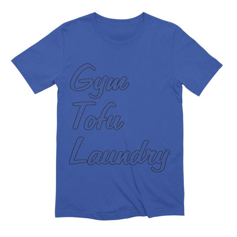 GTL Men's Extra Soft T-Shirt by punkrockandufos's Artist Shop