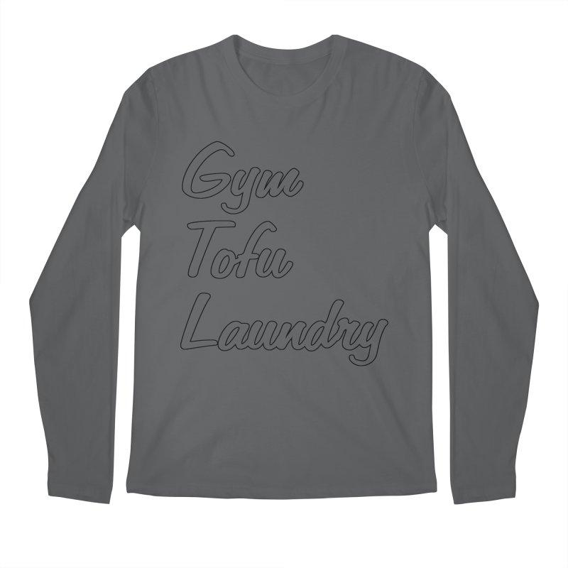 GTL Men's Longsleeve T-Shirt by punkrockandufos's Artist Shop