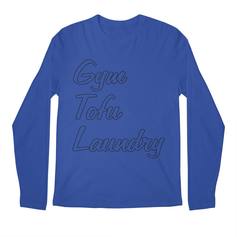 GTL Men's Regular Longsleeve T-Shirt by punkrockandufos's Artist Shop