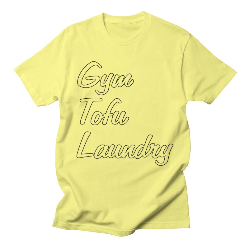 GTL Men's Regular T-Shirt by punkrockandufos's Artist Shop