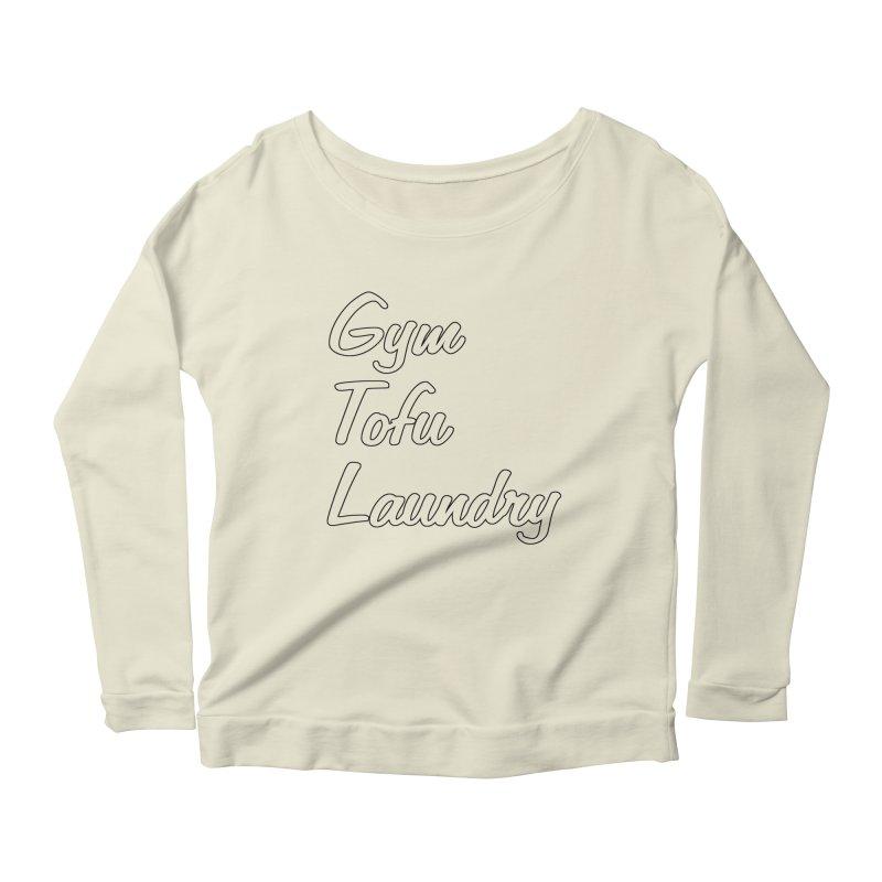 GTL Women's Scoop Neck Longsleeve T-Shirt by punkrockandufos's Artist Shop