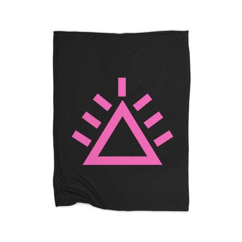 ICON(Neon) Home Blanket by punkrockandufos's Artist Shop