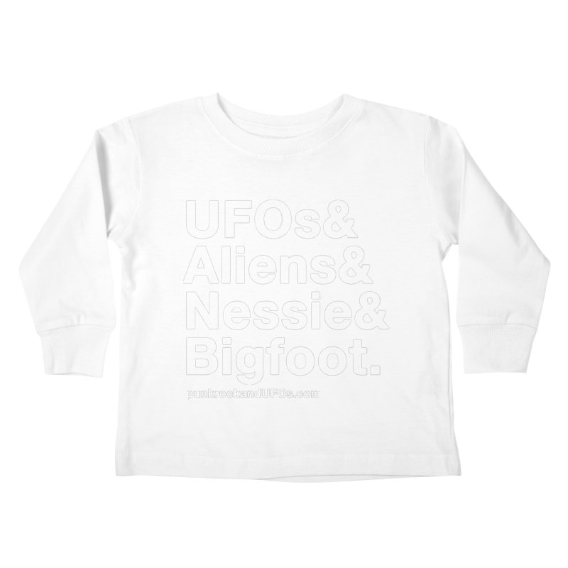 Family Pt.2 Kids Toddler Longsleeve T-Shirt by punkrockandufos's Artist Shop