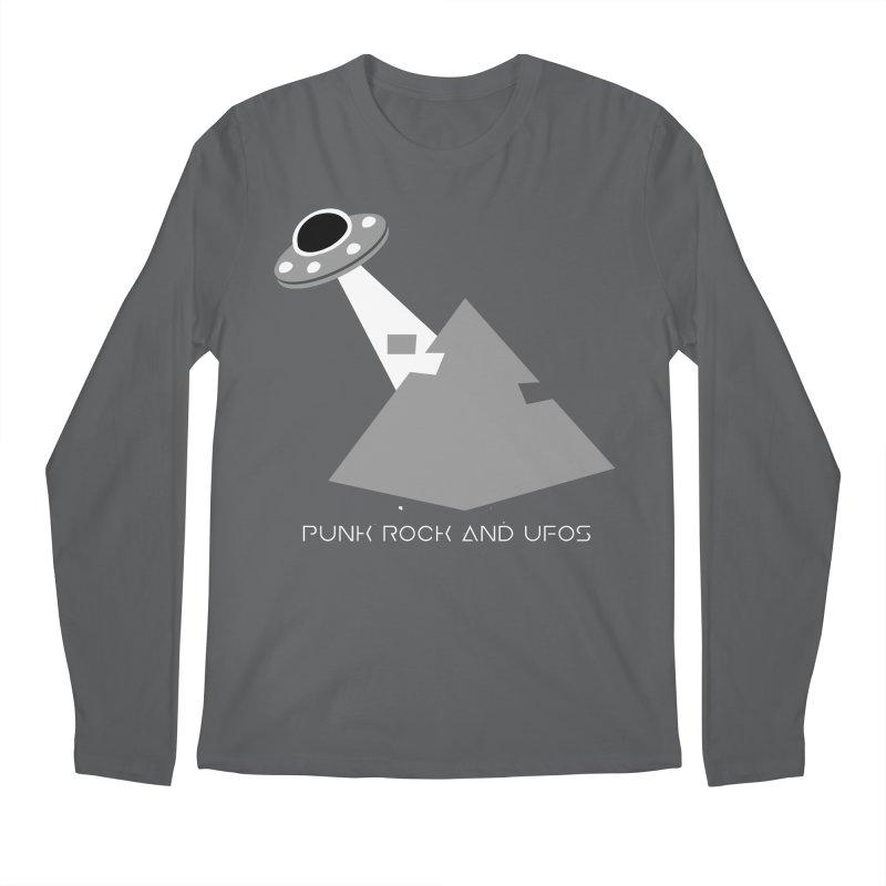 The Grays Men's Longsleeve T-Shirt by punkrockandufos's Artist Shop