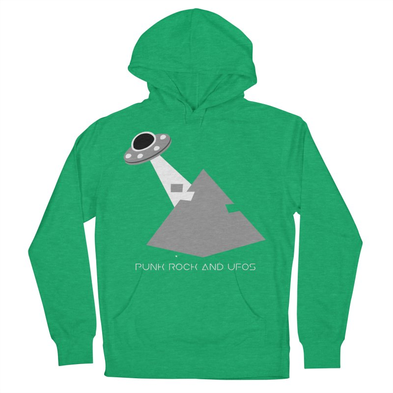 The Grays Women's French Terry Pullover Hoody by punkrockandufos's Artist Shop