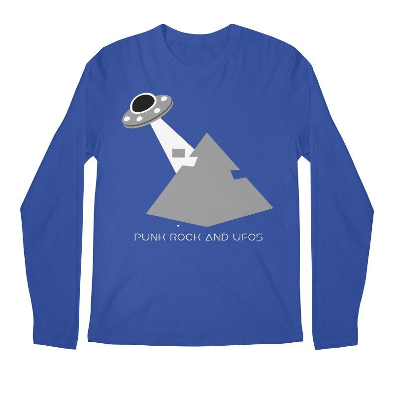 The Grays Men's Regular Longsleeve T-Shirt by punkrockandufos's Artist Shop