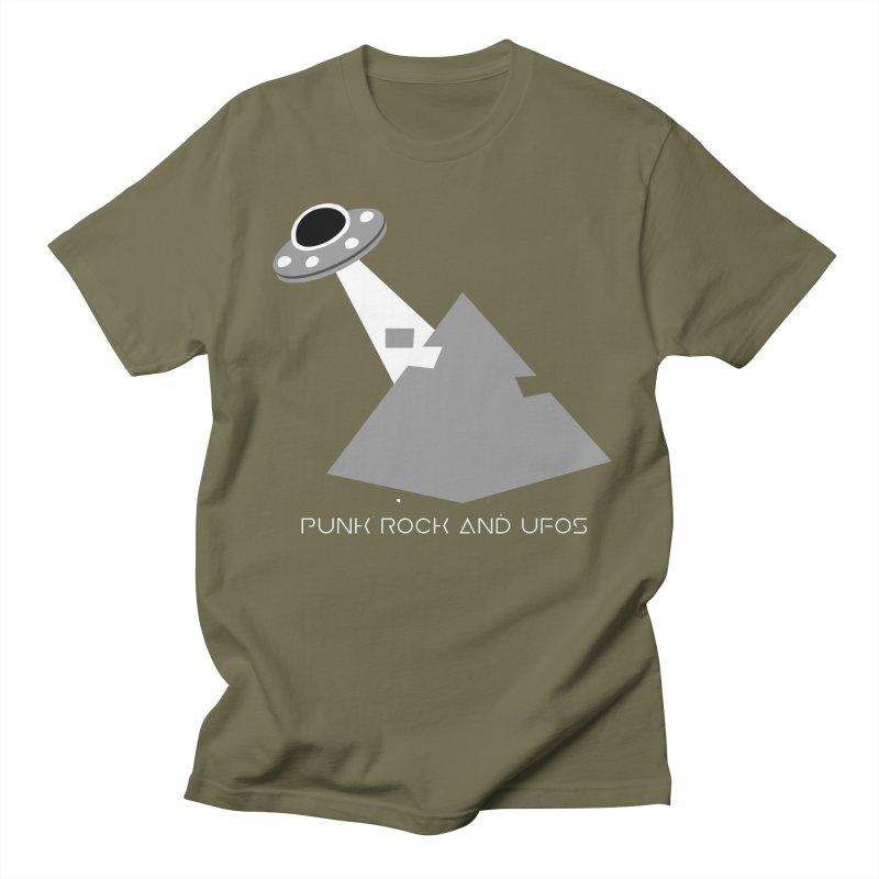 The Grays Men's Regular T-Shirt by punkrockandufos's Artist Shop