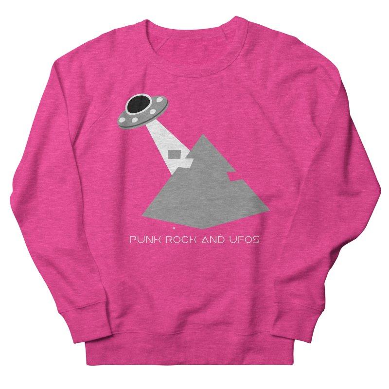 The Grays Women's French Terry Sweatshirt by punkrockandufos's Artist Shop