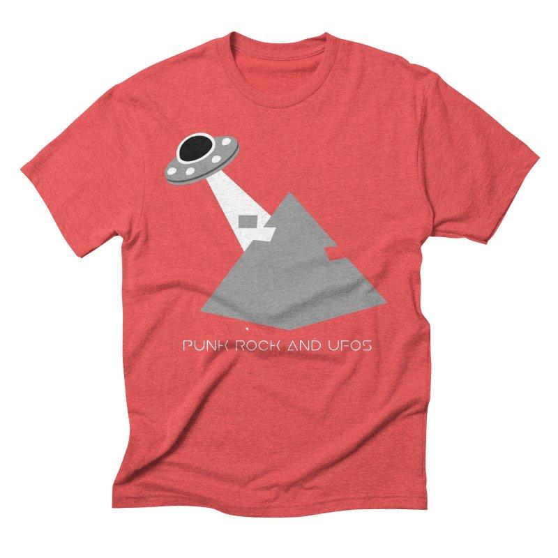 The Grays Men's Triblend T-Shirt by punkrockandufos's Artist Shop