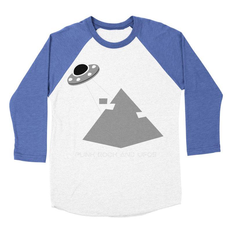 The Grays Men's Baseball Triblend Longsleeve T-Shirt by punkrockandufos's Artist Shop