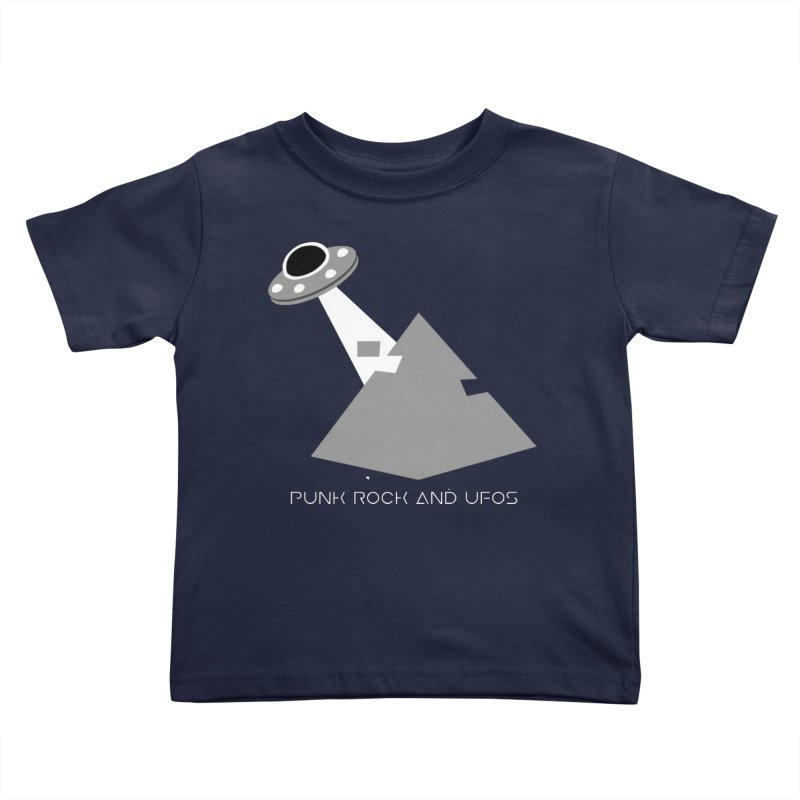 The Grays Kids Toddler T-Shirt by punkrockandufos's Artist Shop