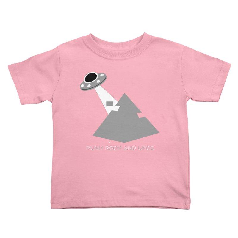 The Grays Kids Toddler T-Shirt by punkrockandufos's Artist Shop