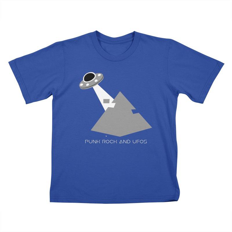 The Grays Kids T-Shirt by punkrockandufos's Artist Shop