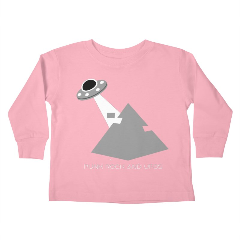 The Grays Kids Toddler Longsleeve T-Shirt by punkrockandufos's Artist Shop