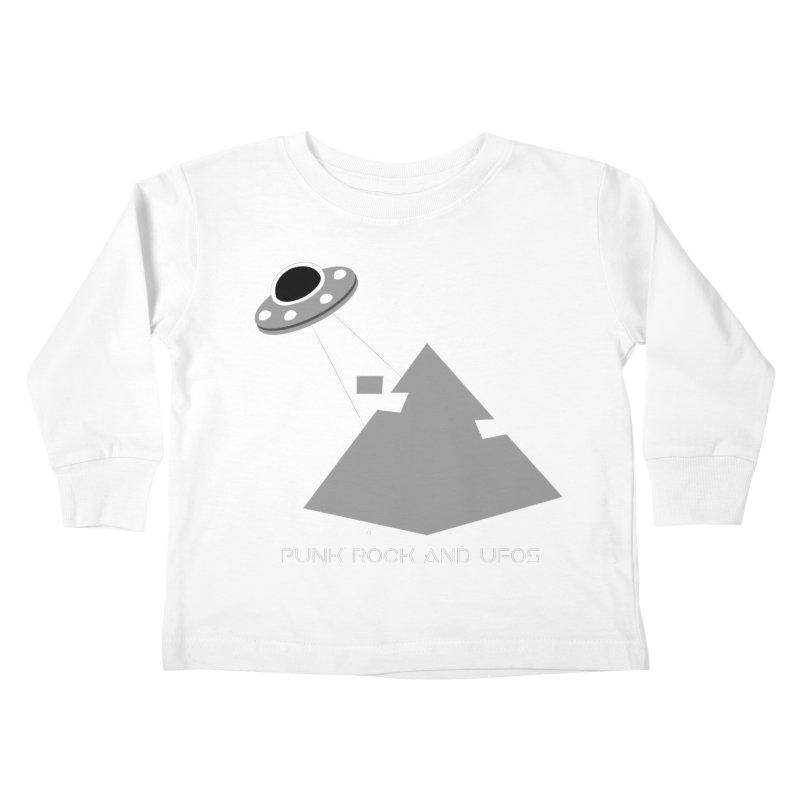 The Grays Kids Toddler Longsleeve T-Shirt by punkrockandufos's Artist Shop