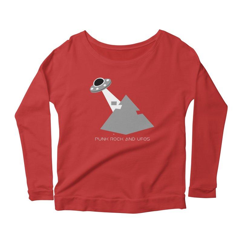 The Grays Women's Scoop Neck Longsleeve T-Shirt by punkrockandufos's Artist Shop