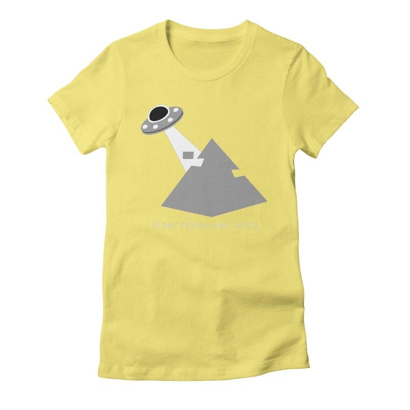 The Grays Women's Fitted T-Shirt by punkrockandufos's Artist Shop