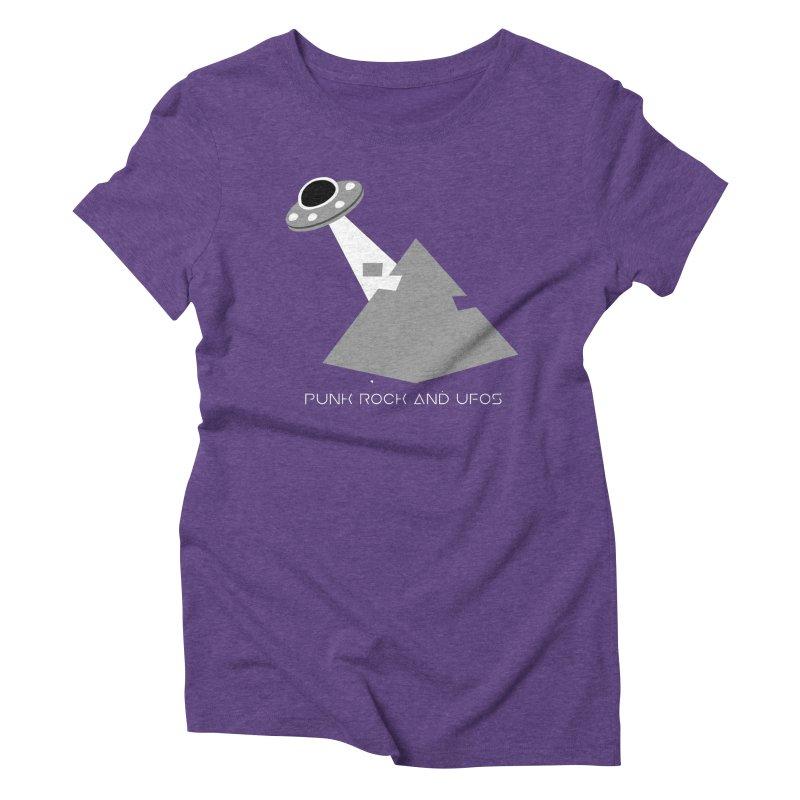 The Grays Women's Triblend T-Shirt by punkrockandufos's Artist Shop