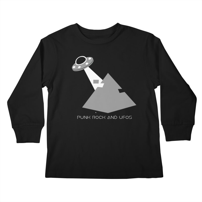 The Grays Kids Longsleeve T-Shirt by punkrockandufos's Artist Shop