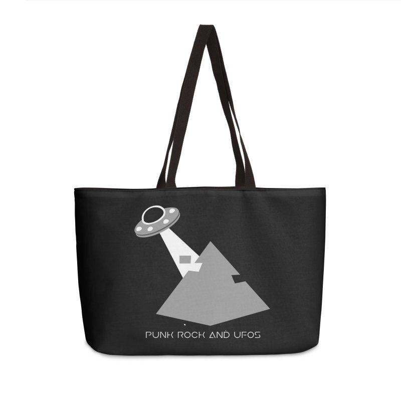 The Grays Accessories Weekender Bag Bag by punkrockandufos's Artist Shop