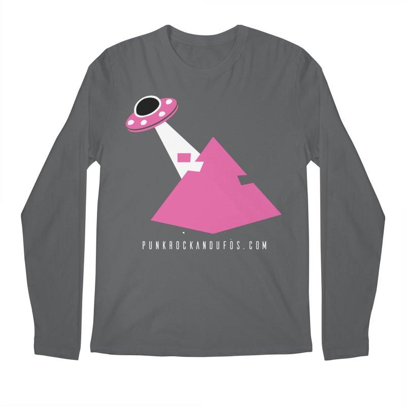 Dot com Men's Regular Longsleeve T-Shirt by punkrockandufos's Artist Shop