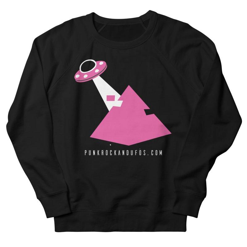 Dot com Women's French Terry Sweatshirt by punkrockandufos's Artist Shop
