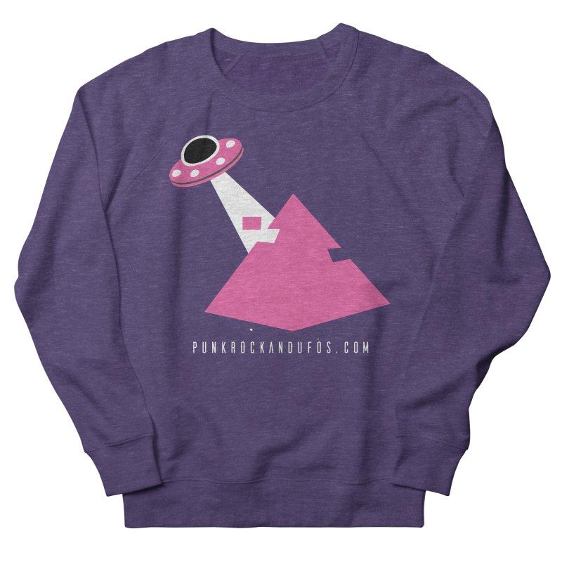 Dot com Men's French Terry Sweatshirt by punkrockandufos's Artist Shop