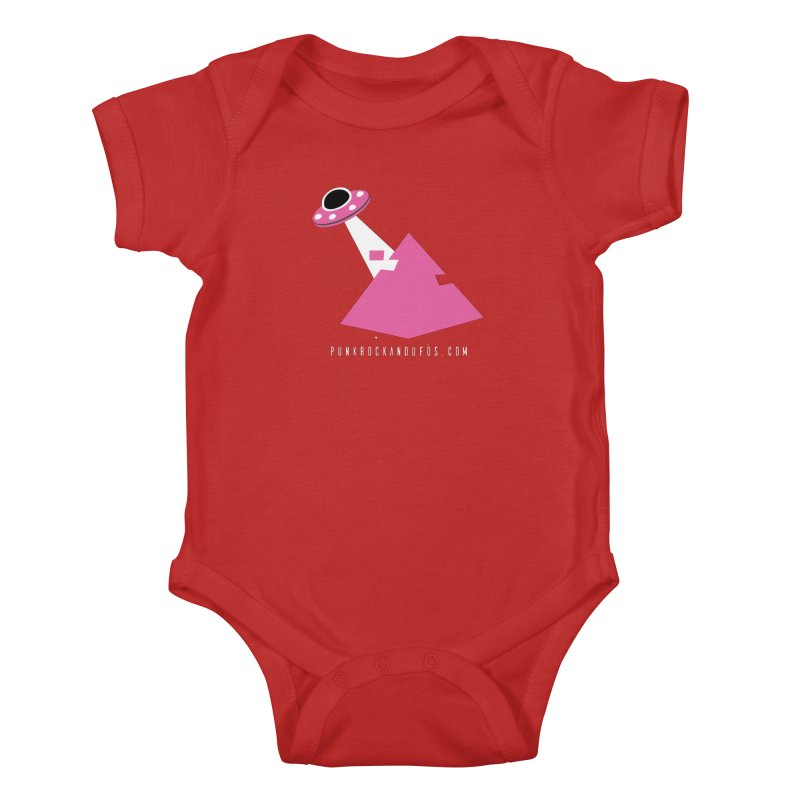 Dot com Kids Baby Bodysuit by punkrockandufos's Artist Shop