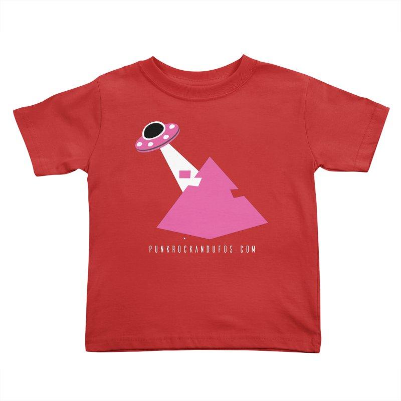 Dot com Kids Toddler T-Shirt by punkrockandufos's Artist Shop