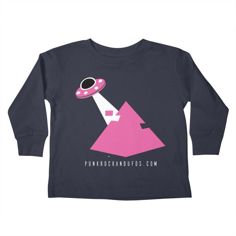 Dot com Kids Toddler Longsleeve T-Shirt by punkrockandufos's Artist Shop