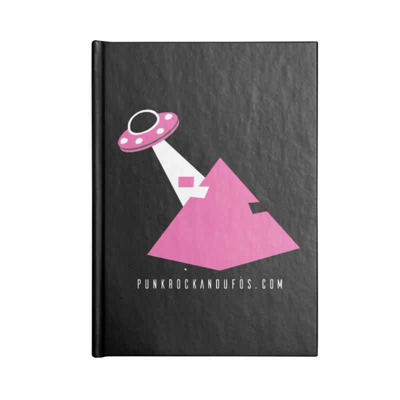 Dot com Accessories Lined Journal Notebook by punkrockandufos's Artist Shop