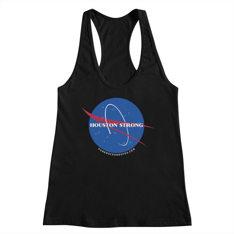 Houston Relief shirt  Women's Tank by punkrockandufos's Artist Shop