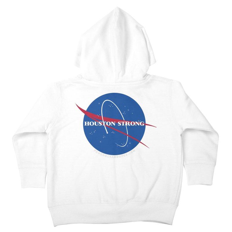 Houston Relief shirt  Kids Toddler Zip-Up Hoody by punkrockandufos's Artist Shop