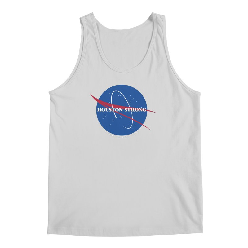 Houston Relief shirt  Men's Regular Tank by punkrockandufos's Artist Shop