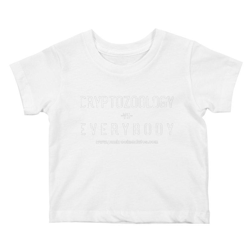 Versus Kids Baby T-Shirt by punkrockandufos's Artist Shop